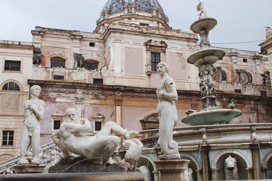City guide : Sicile