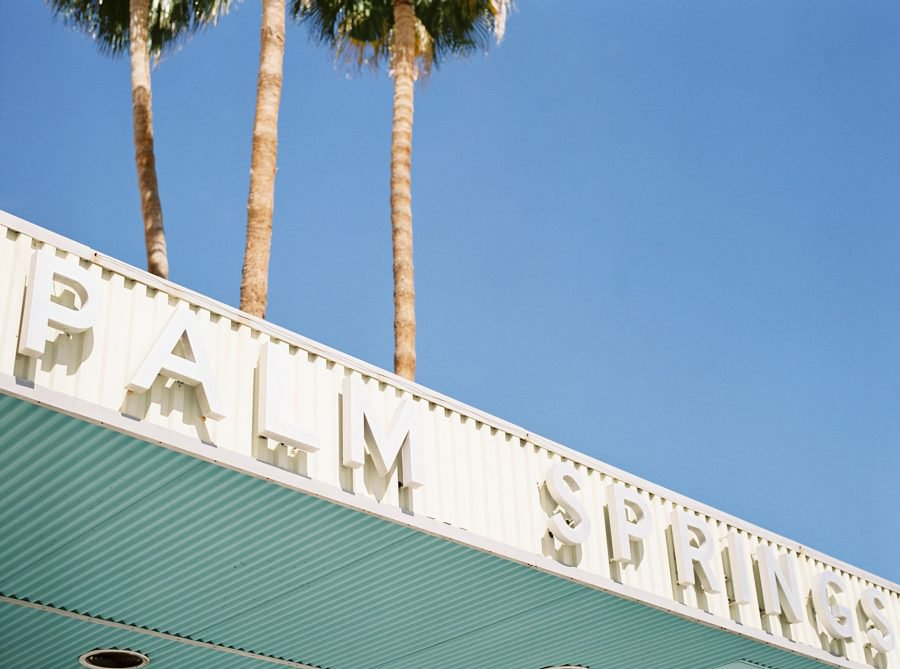 Palm Springs par Charly Derouet