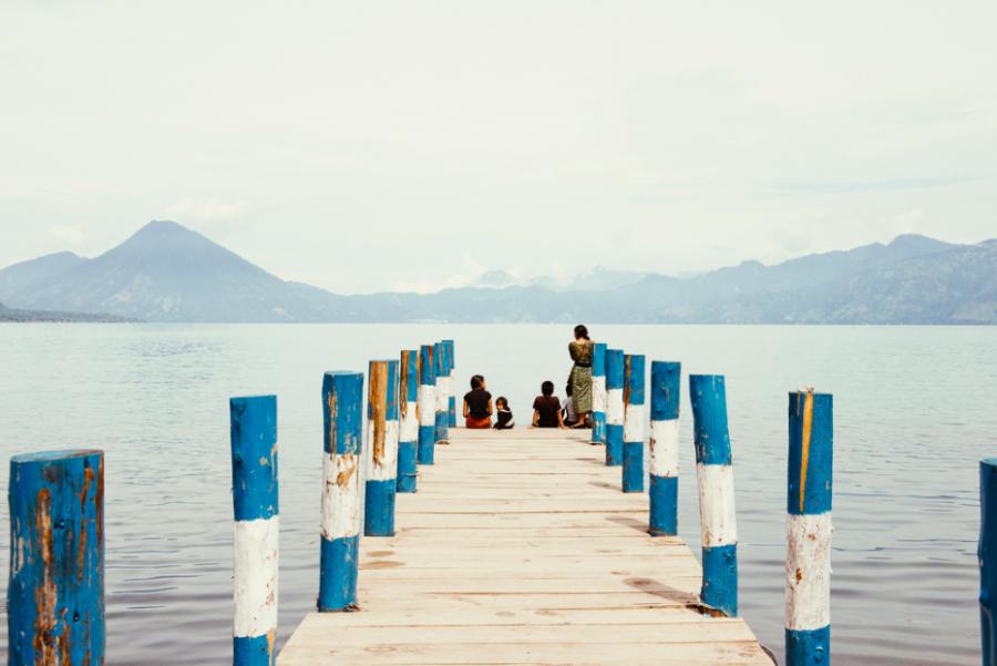 Le Guatemala, par Kate Ballis
