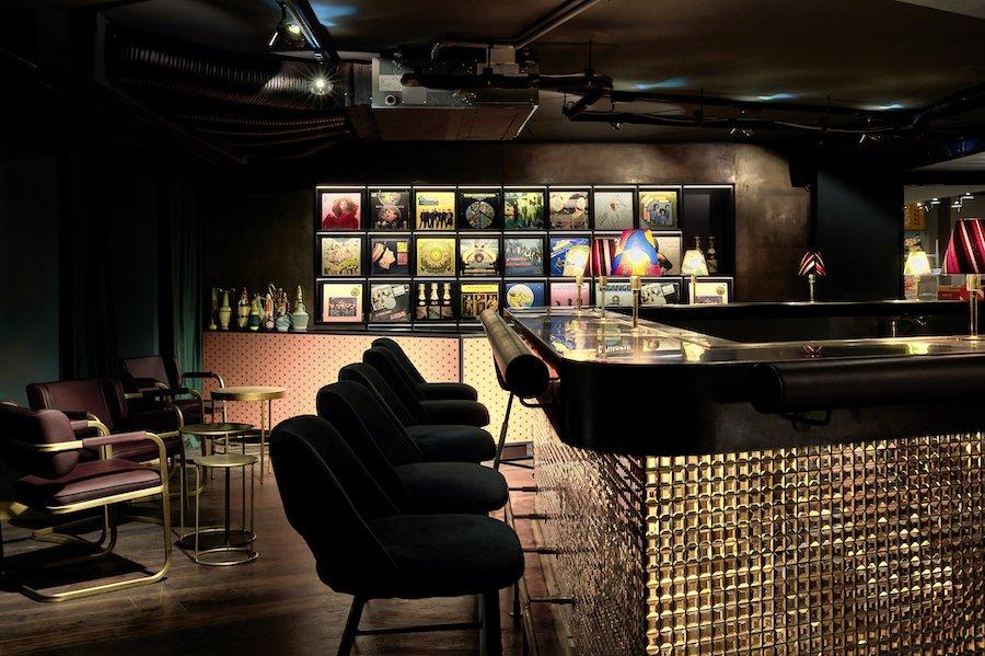 Sape bar, Steve Herud