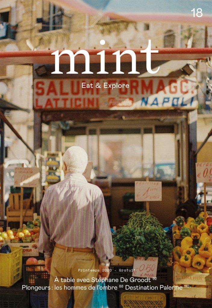 Couverture Mint #18
