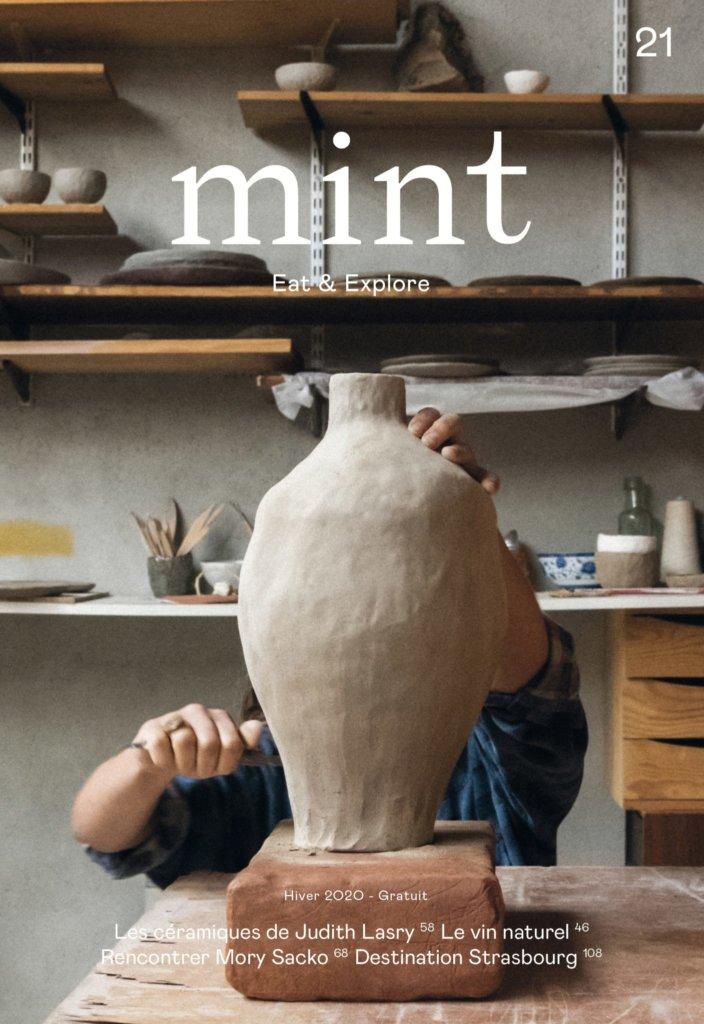 Couverture Mint #21